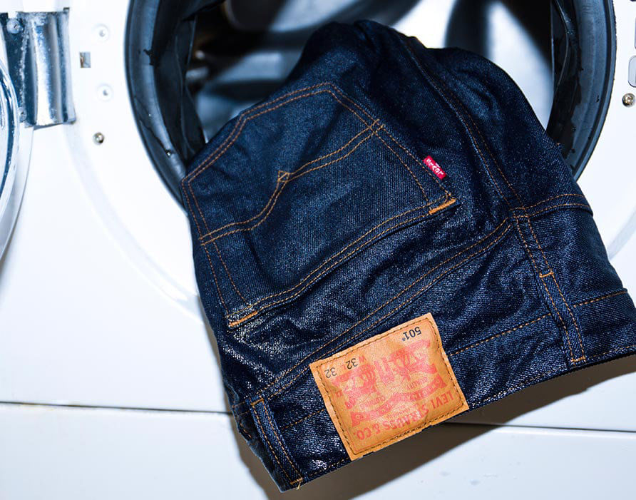 shrink to fit levis 501 instructions
