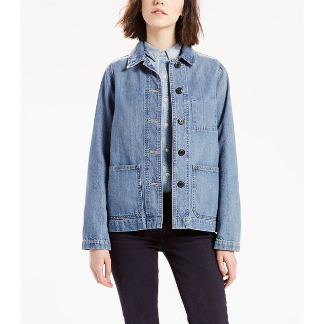 Workwear Chore Coat Jacket