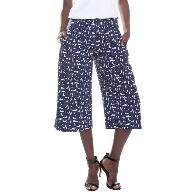 Calça Misha Culotte Jeans Misha Culotte